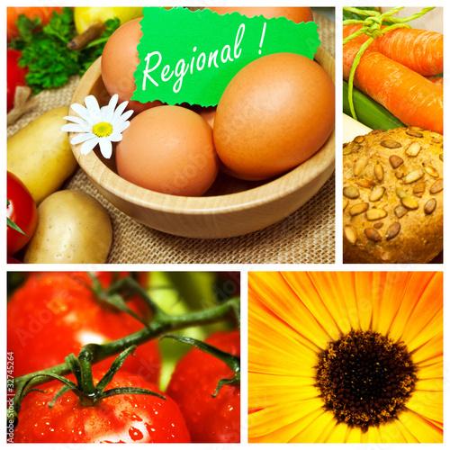 Gesunde Ernährung Poster