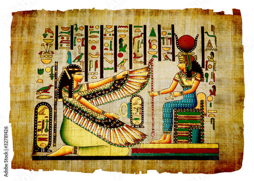 papirus-stary-naturalny-papier-z-egiptu