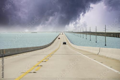 Sky Colors on Overseas Highway