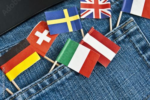 Fotografie, Obraz  Europa