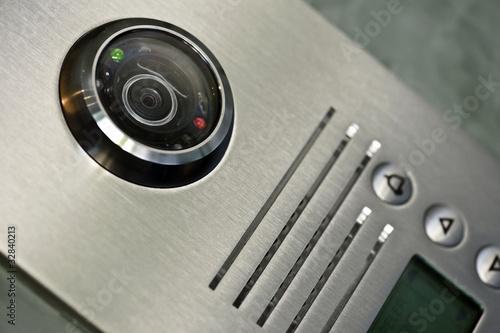 vidéosurveillance interphone à domicile
