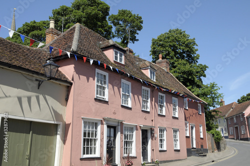 Photo  Cottages in Thaxted, Essex