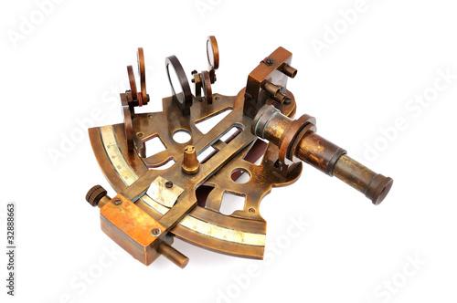 sextant Canvas Print