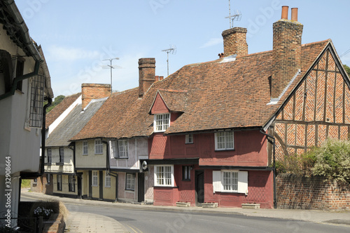 Photo  Cottages in Saffron Walden, Essex