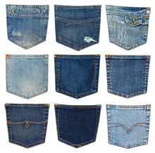 Collection Of Different Jeans ...