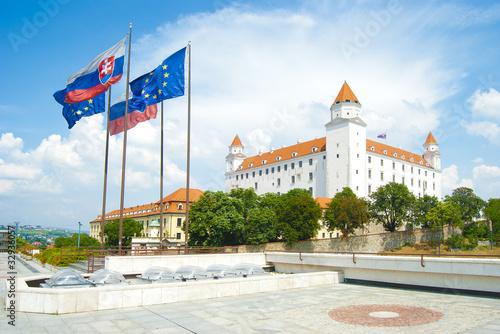 Photo  Bratislava city castle