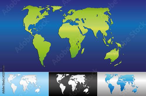 Globus Karte.Weltkugel Weltkarte Landkarte Globus Karte 11 Buy This Stock