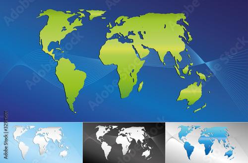 Globus Karte.Weltkugel Weltkarte Landkarte Globus Karte 12 Buy This