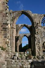 Bolton Abbey Ruins, England