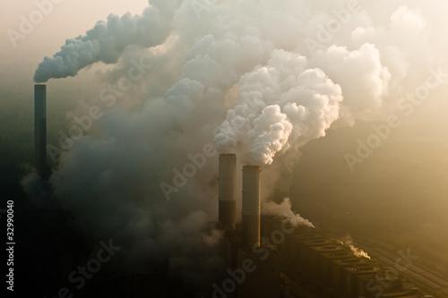 Photo environmental pollution