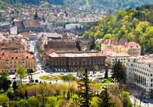 Brasov Upper View