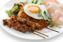 Nasi Goreng , Indonesian Fried...
