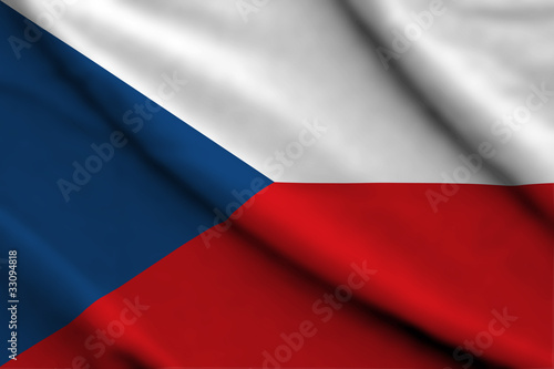 Czech Republic Fototapet