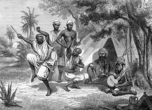 Negro Dance