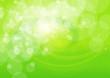 Leinwandbild Motiv Frühlingsgrün