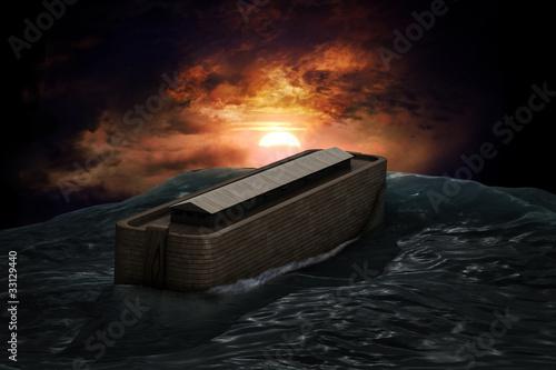 Noah's Ark Fototapeta