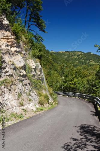 Fotografía  country road