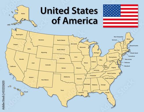 Karte Usa.Karte Usa Buy This Stock Vector And Explore Similar