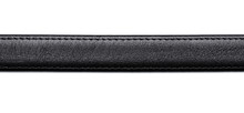 Black Leather Belt Clothing Accessory