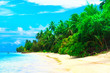 Summer Resort Shore