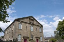 Baptist Chapel In Haworth Yorkshire