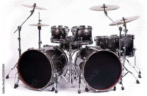 Fotografía  drums kit