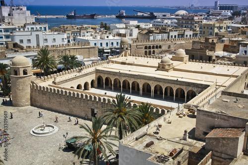 Slika na platnu Sousse view