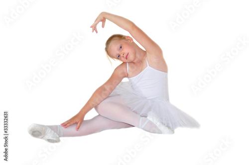 Photo sur Toile Carnaval Ballerina