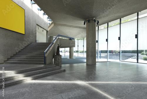Photo interno palazzo dei congressi lugano
