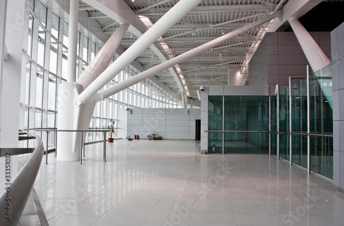 Foto op Aluminium Luchthaven New Bucharest Airport - 2011