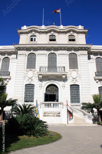 Fotografie, Obraz Le musée d'Alexandrie.