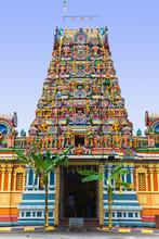 Hindu Temple At Kuala Lumpur M...