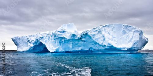 Garden Poster Antarctic Antarctic iceberg
