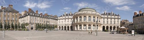Photo sur Toile Opera, Theatre opéra de Bretagne