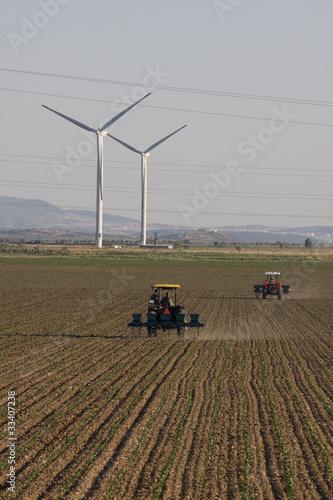 Photo  traktör