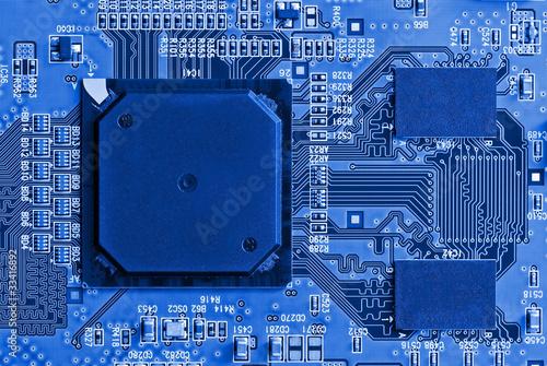 Valokuva  microelectronics