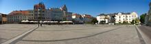 Town Market In Bydgoszcz, Poland