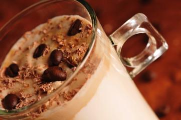 FototapetaKoktail mleczno-czekoladowy