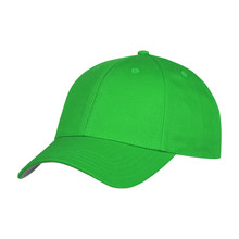 Green Cap With Clipping Path