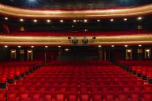 Teatro Butacas Rojas