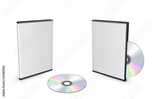 Cuadros en Lienzo DVD boxes