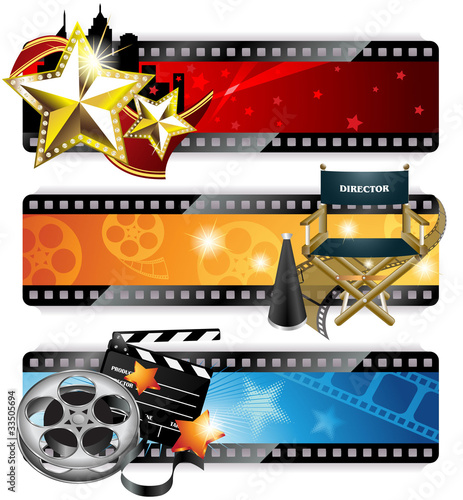 Photo  Cinema Banners