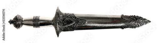 Valokuva Model of the old dagger, souvenir