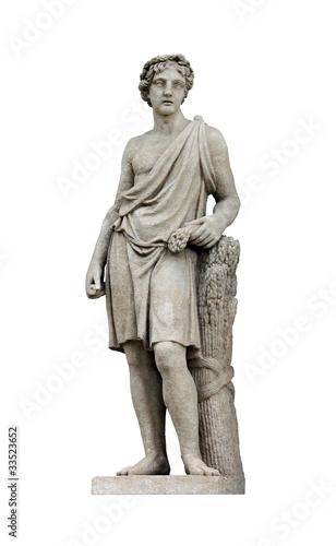 Photo Sculpture of Adonis