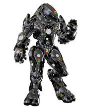 Kampfroboter Aus Der Zukunft