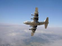 Military Transport Airplane