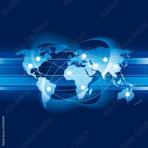 Globale Welt und Business #33561269