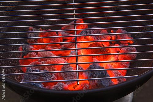 Tuinposter Grill / Barbecue barbecue grill