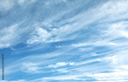 Slika na platnu White clouds