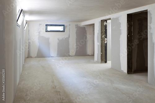 Fotografie, Obraz  Construction maison